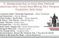 Uluslararası Altın Terazi Kısa Metraj Film Yarışması Finalistleri Belli Oldu!