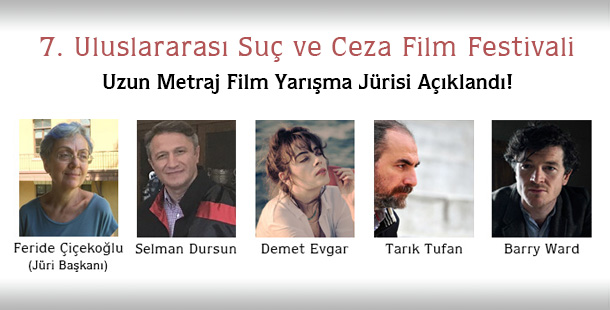Uzun Metraj Film Yarışma Jürisi Açıklandı !