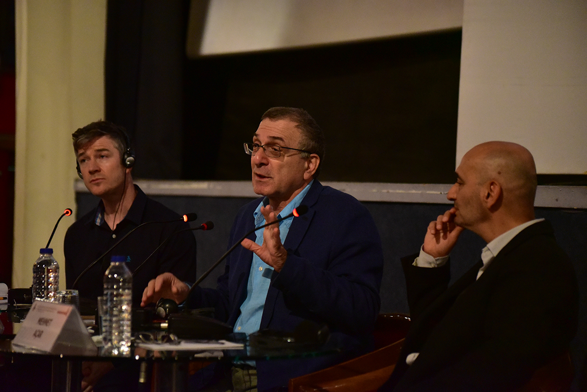 Relationship of Cinema and Justice Panel Was Held