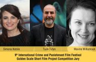 Golden Scale Short Film Project Competition Jury