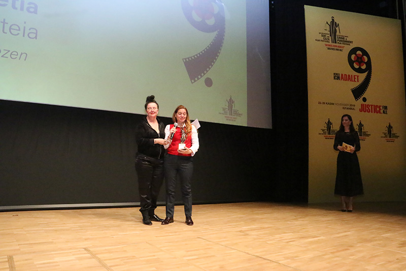Golden Scale Short Film Project Competition Award